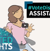 Assisting Voters with Disabilities