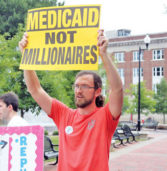 Cuts to ACA protested