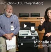 Virginia Voter Instructions (ASL Interpretation)