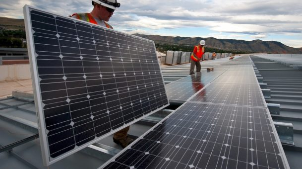 Solar Power and 50,000 New Jobs in Virginia