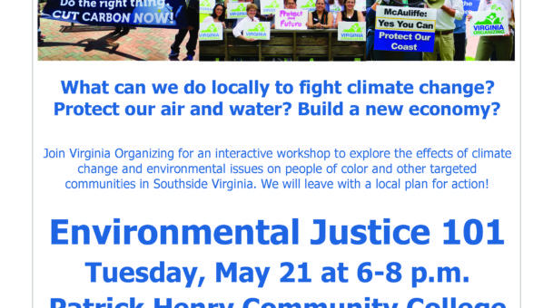 Climate/Environment | Virginia Organizing | Page 4